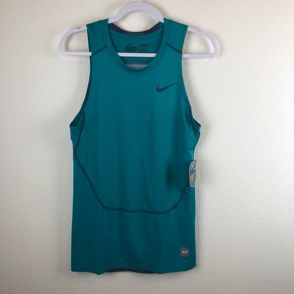 e57430b72 Nike Shirts | Pro Combat Sleeveless Shirt | Poshmark